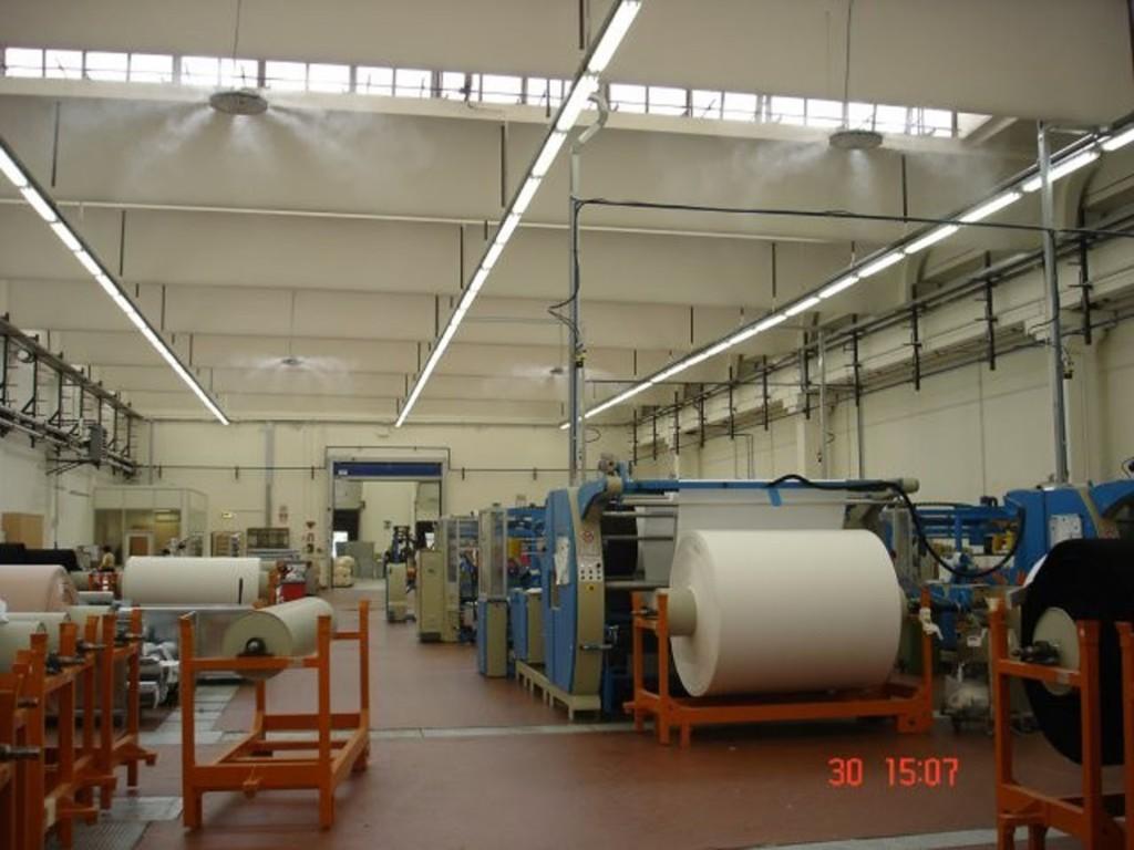 Printing Humdification
